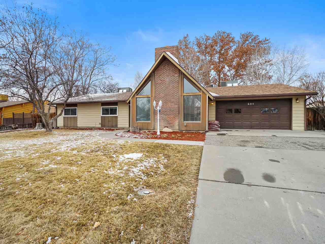 605 Starlight Drive Property Photo - Grand Junction, CO real estate listing