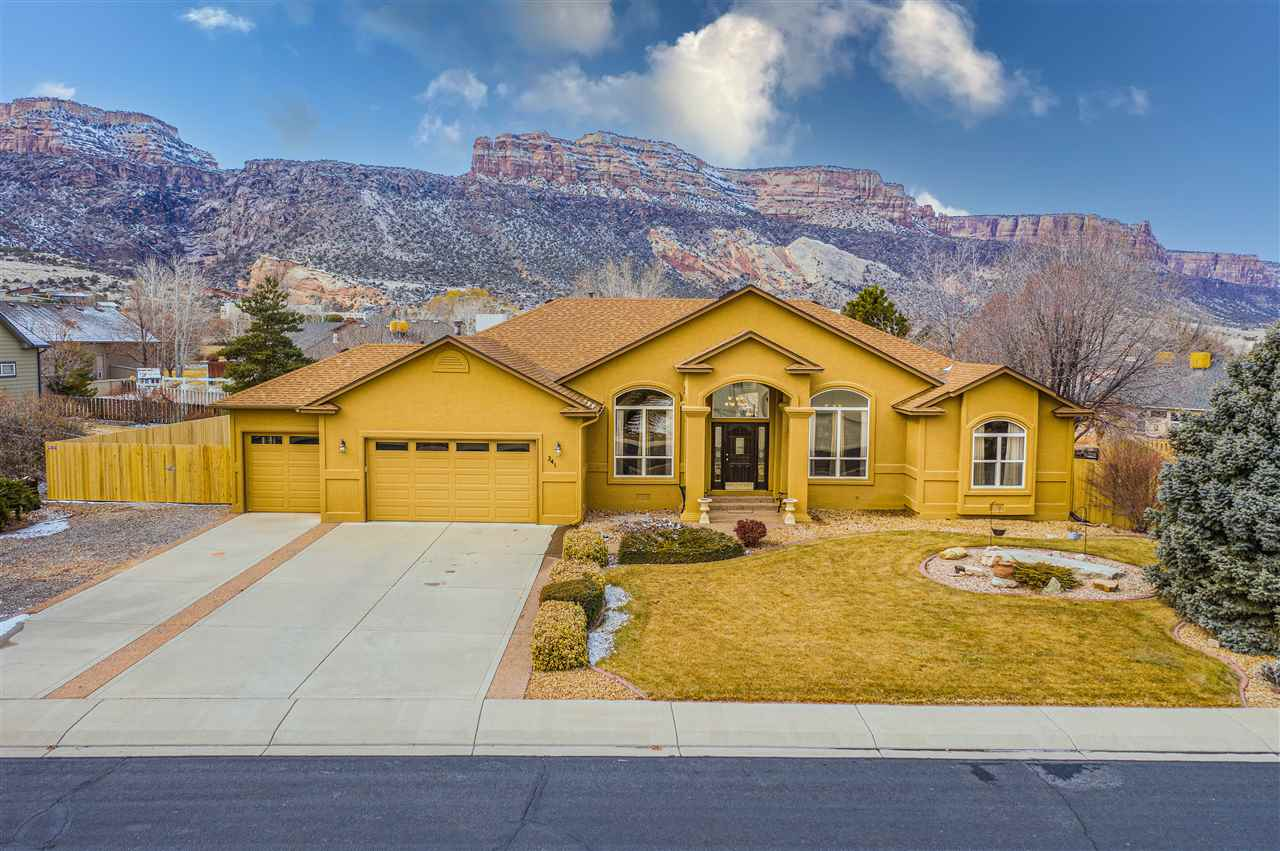 341 Redcliff Court Property Photo - Grand Junction, CO real estate listing