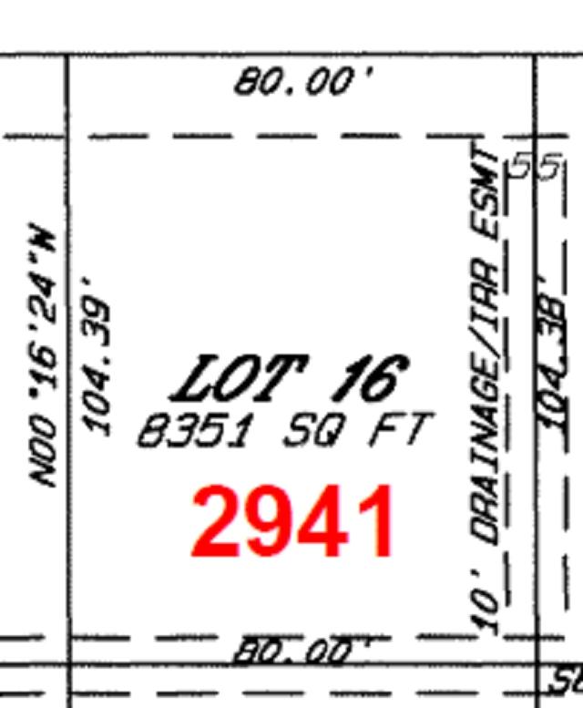 2941 Circling Hawk Street Property Photo