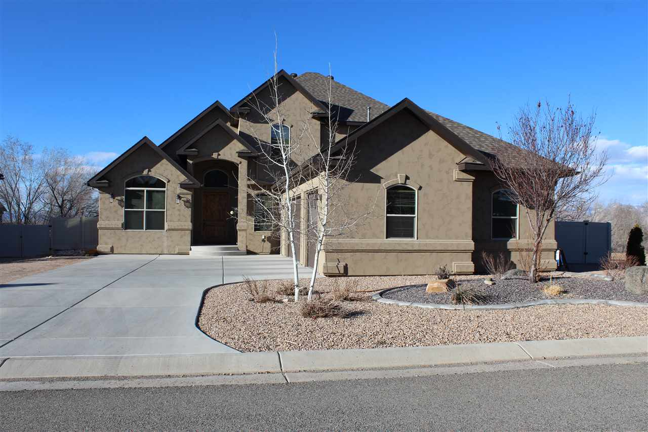 2130 Canyon Wren Court Property Photo - Grand Junction, CO real estate listing
