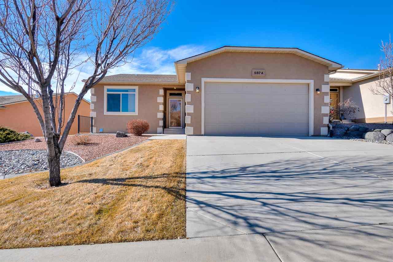 587 Rio Grande Drive #A Property Photo - Grand Junction, CO real estate listing