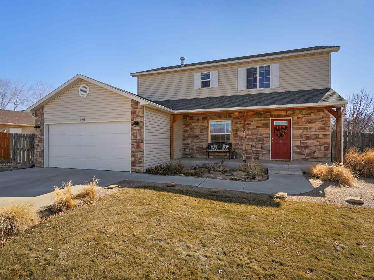 3019 Milburn Drive Property Photo - Grand Junction, CO real estate listing