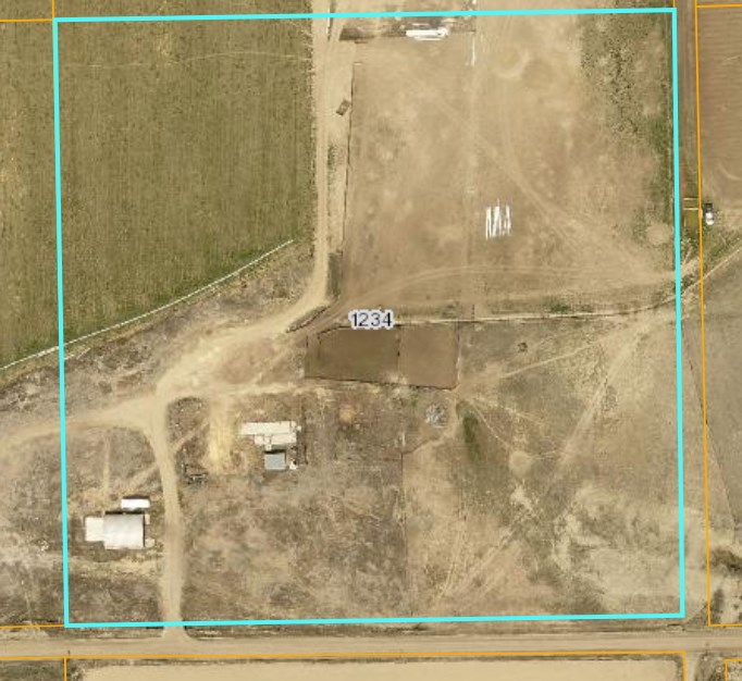 1234 M 1/4 Road Property Photo - Loma, CO real estate listing