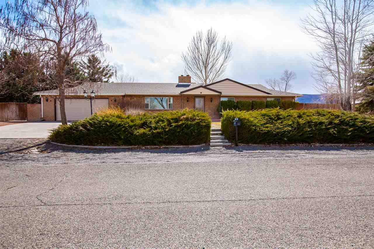 2205 Range View Court Property Photo - Grand Junction, CO real estate listing