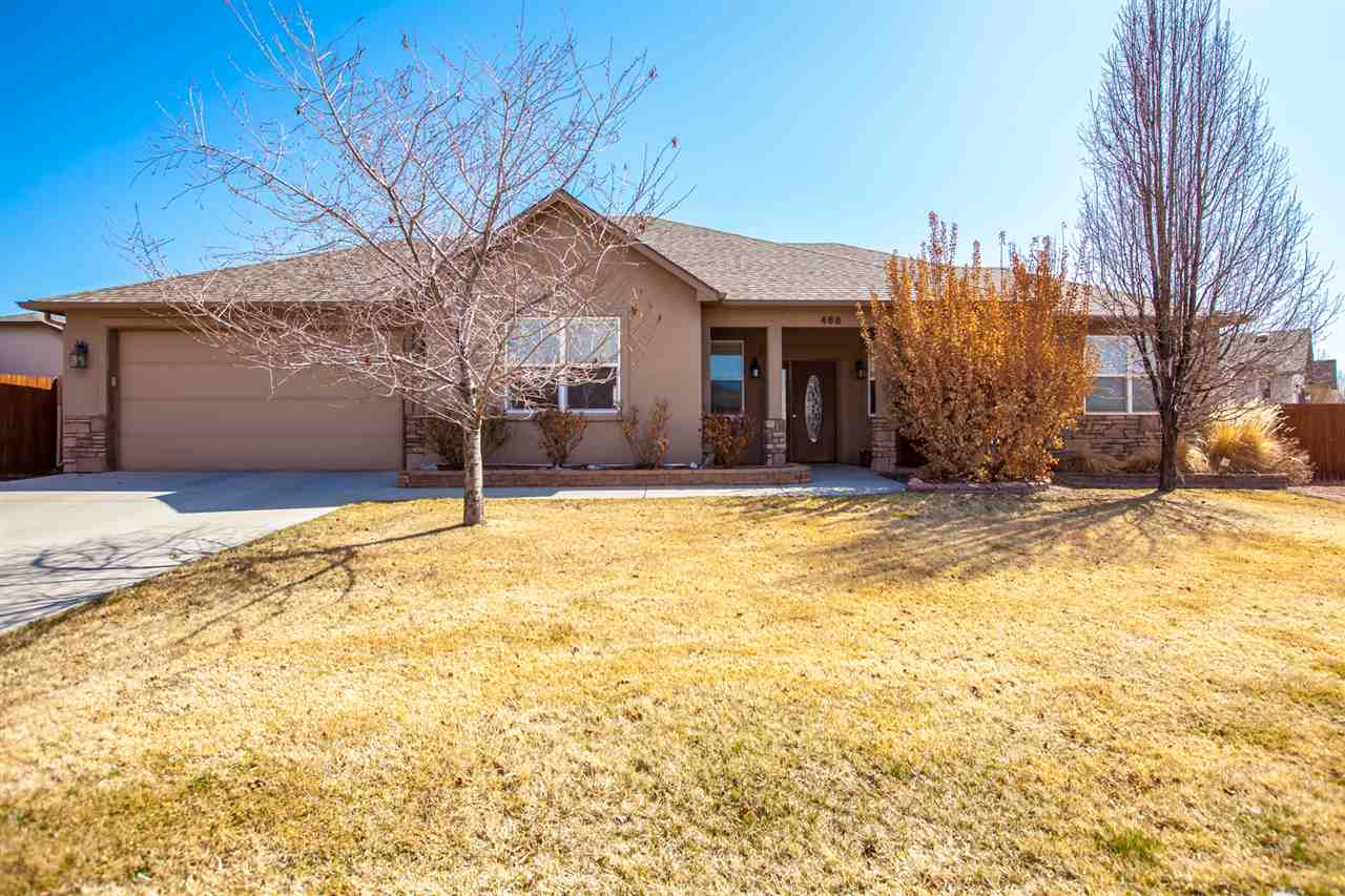 466 Bulla Drive Property Photo - Grand Junction, CO real estate listing