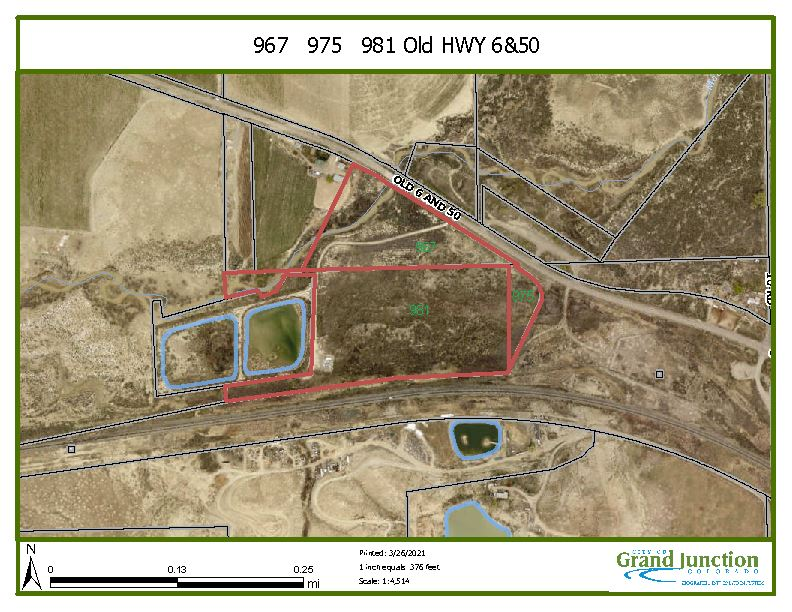 967 Old Highway 6&50 Property Photo - Mack, CO real estate listing