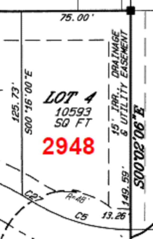 2948 Circling Hawk Street Property Photo