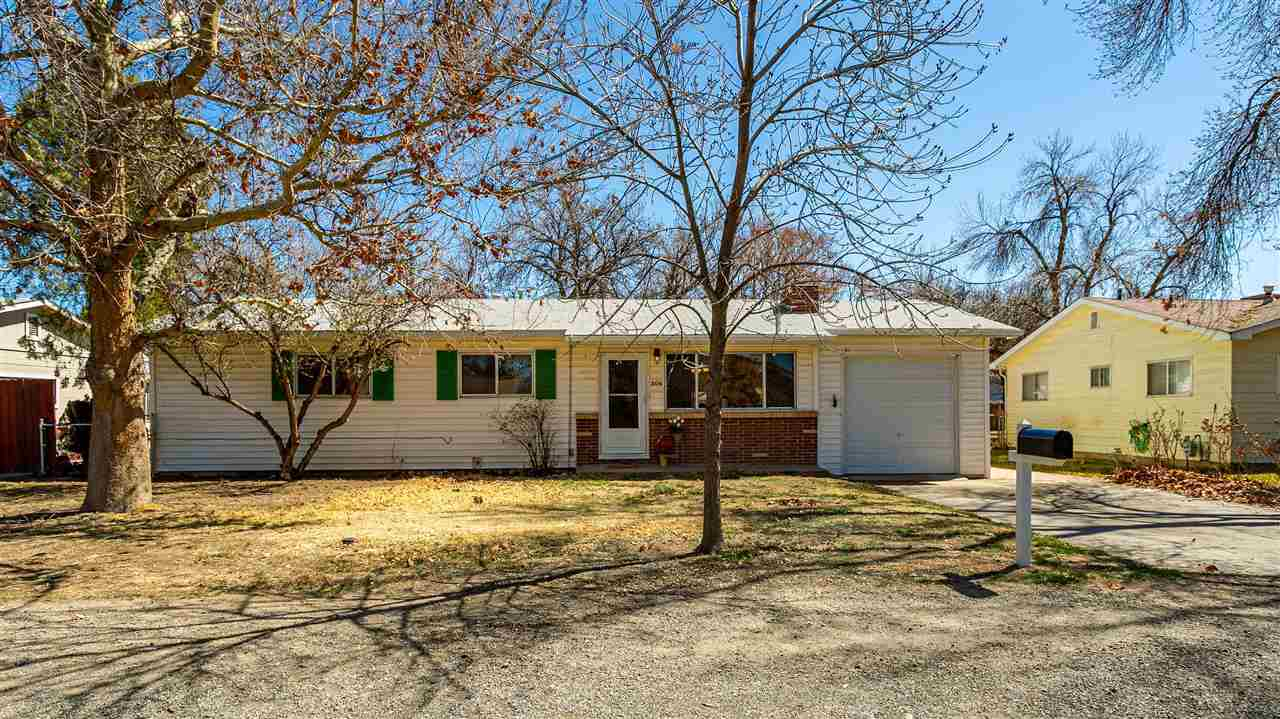 306 Zuni Drive Property Photo - Grand Junction, CO real estate listing