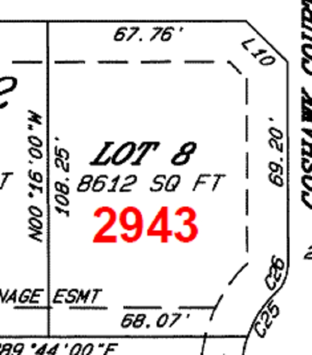 2943 Great Plains Drive Property Photo