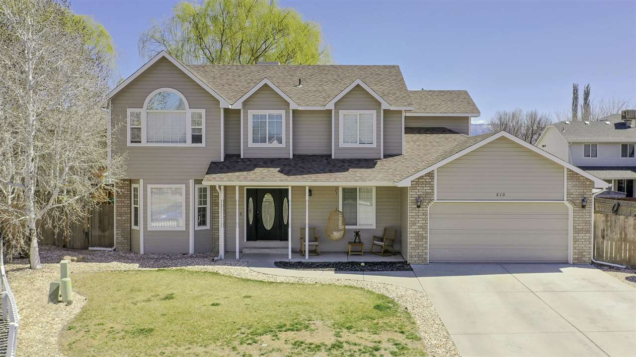 610 Orchard Run Property Photo - Grand Junction, CO real estate listing