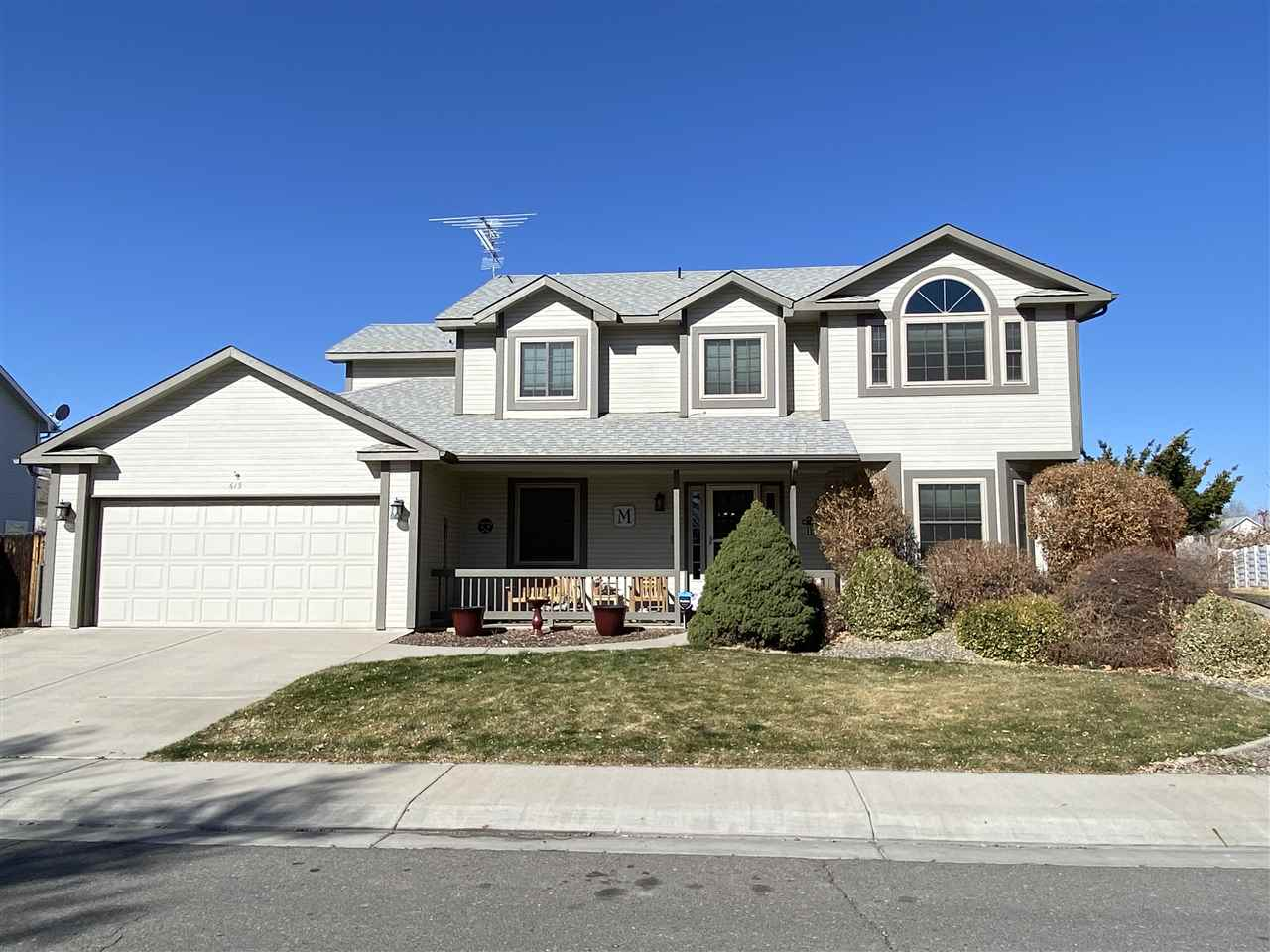 619 Stan Drive Property Photo - Grand Junction, CO real estate listing