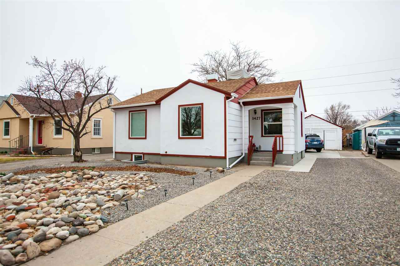 1427 White Avenue Property Photo - Grand Junction, CO real estate listing