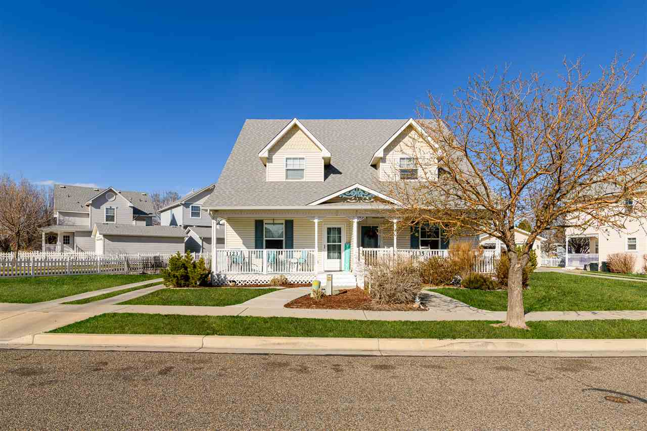 1123 Windsor Park Drive Property Photo - Fruita, CO real estate listing