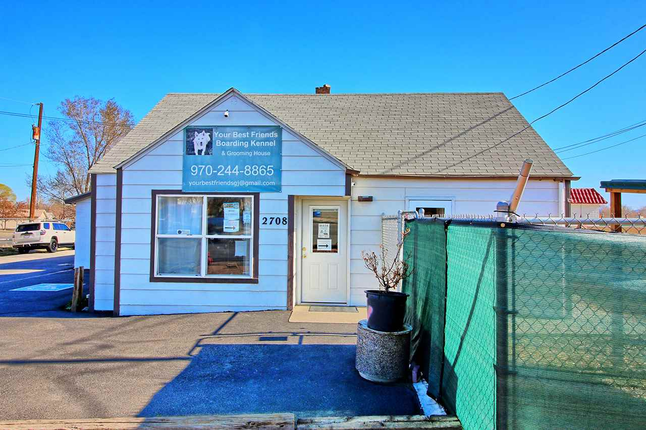2708 Highway 50 Property Photo - Grand Junction, CO real estate listing