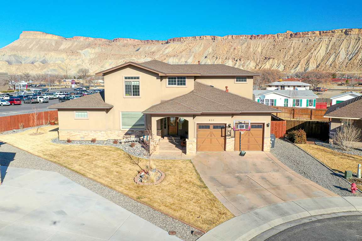 820 Cabernet Court Property Photo - Palisade, CO real estate listing