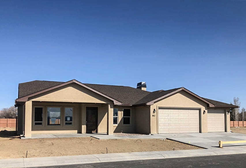 852 Fire Agate Lane Property Photo - Grand Junction, CO real estate listing