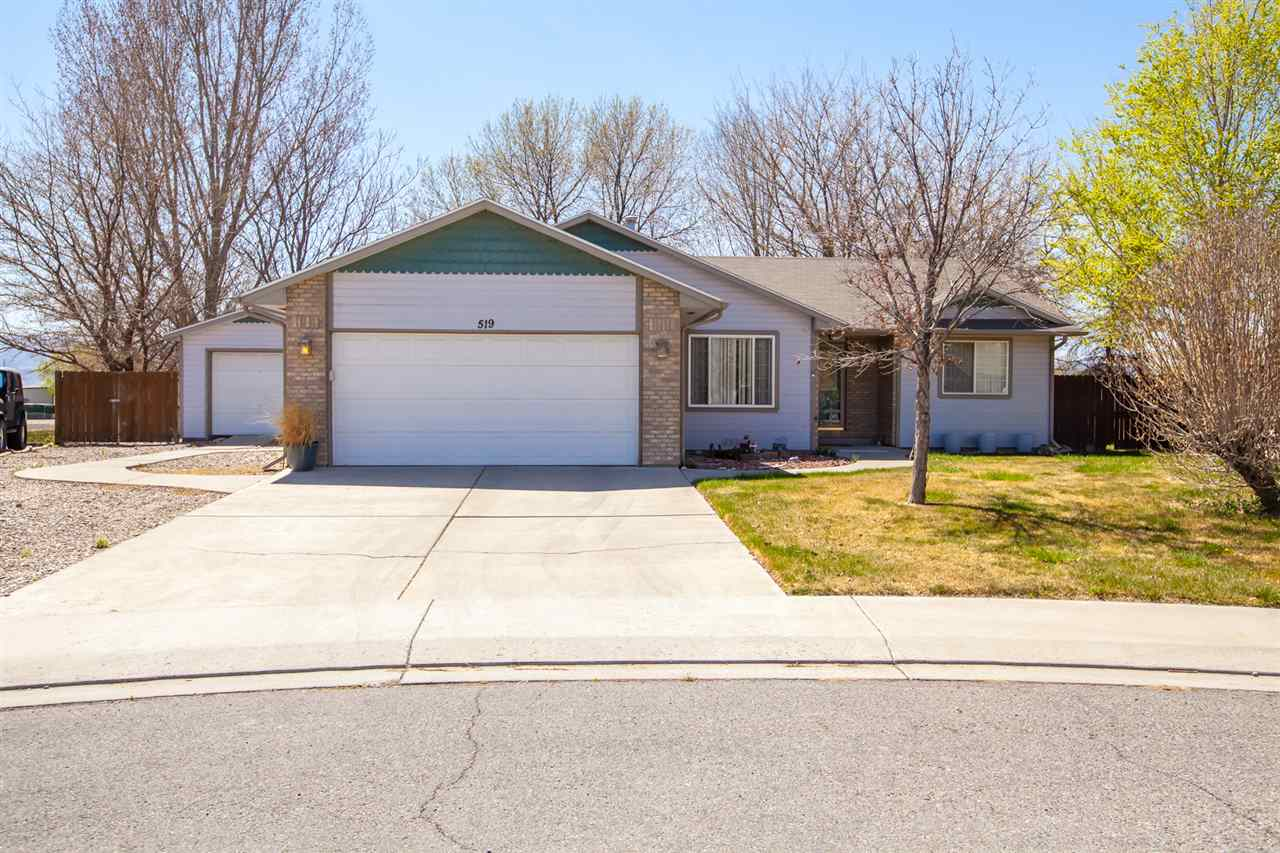 519 Sabra Street Property Photo - Grand Junction, CO real estate listing