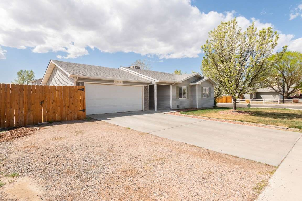 3149 Cross Canyon Lane Property Photo - Grand Junction, CO real estate listing