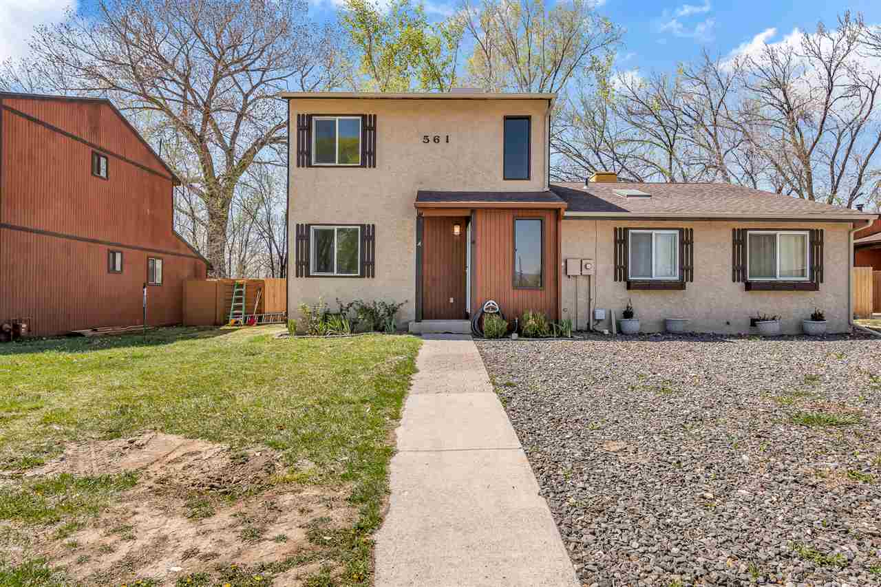 561 'A' W Good Hope Circle #Unit 'A' Property Photo - Clifton, CO real estate listing