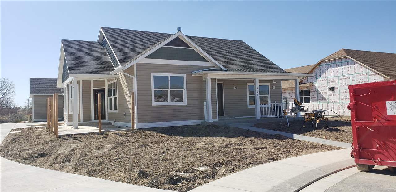 1252 Periwinkle Court Property Photo - Fruita, CO real estate listing