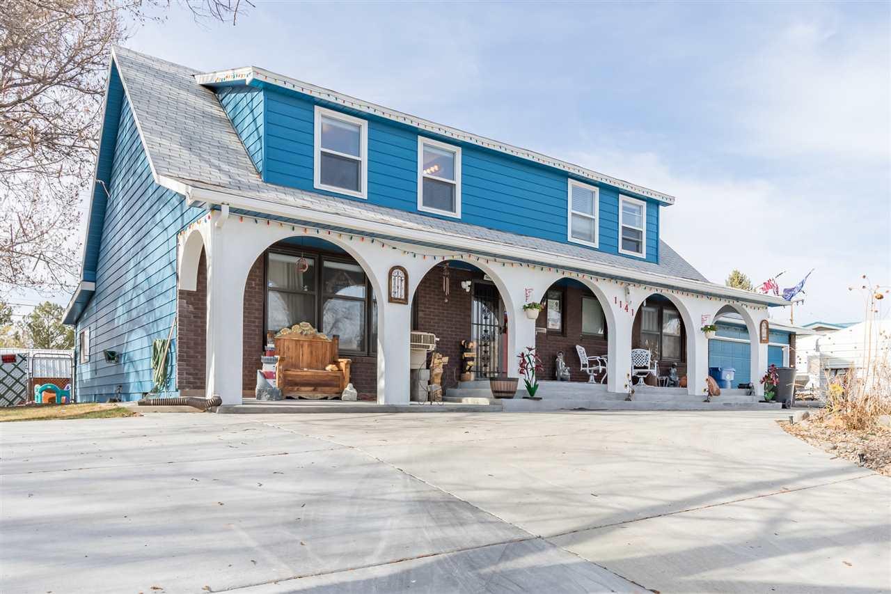 1141 Ridge Street Property Photo - Montrose, CO real estate listing