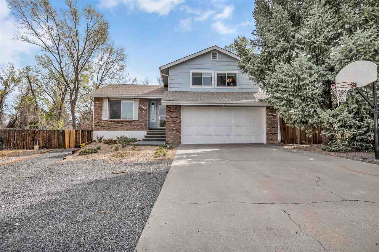 2288 Shane Court Property Photo - Grand Junction, CO real estate listing