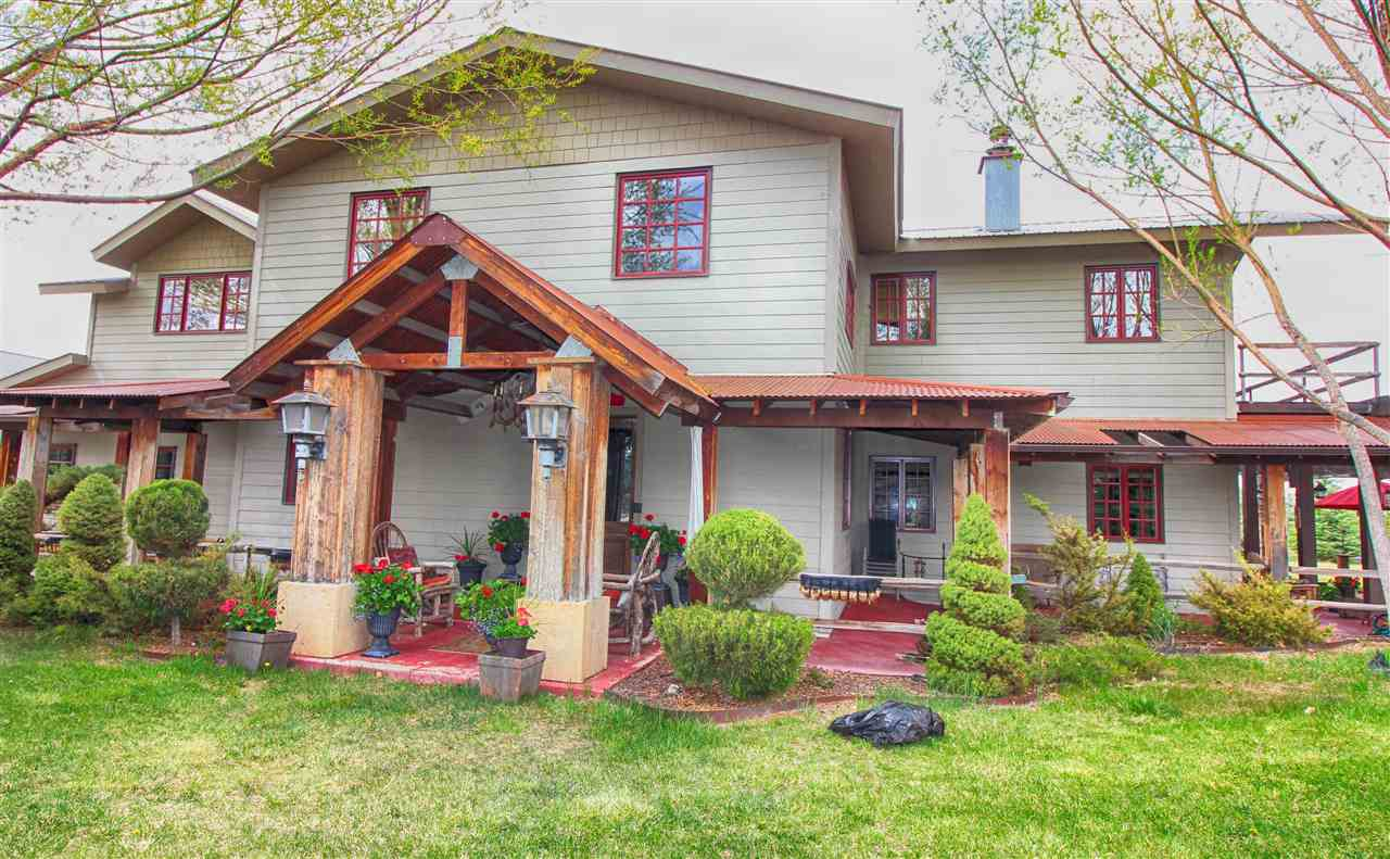 3451 Stearman Lane Property Photo - Crawford, CO real estate listing