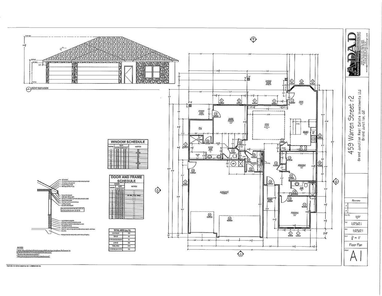 459 Warren Street Property Photo - Grand Junction, CO real estate listing