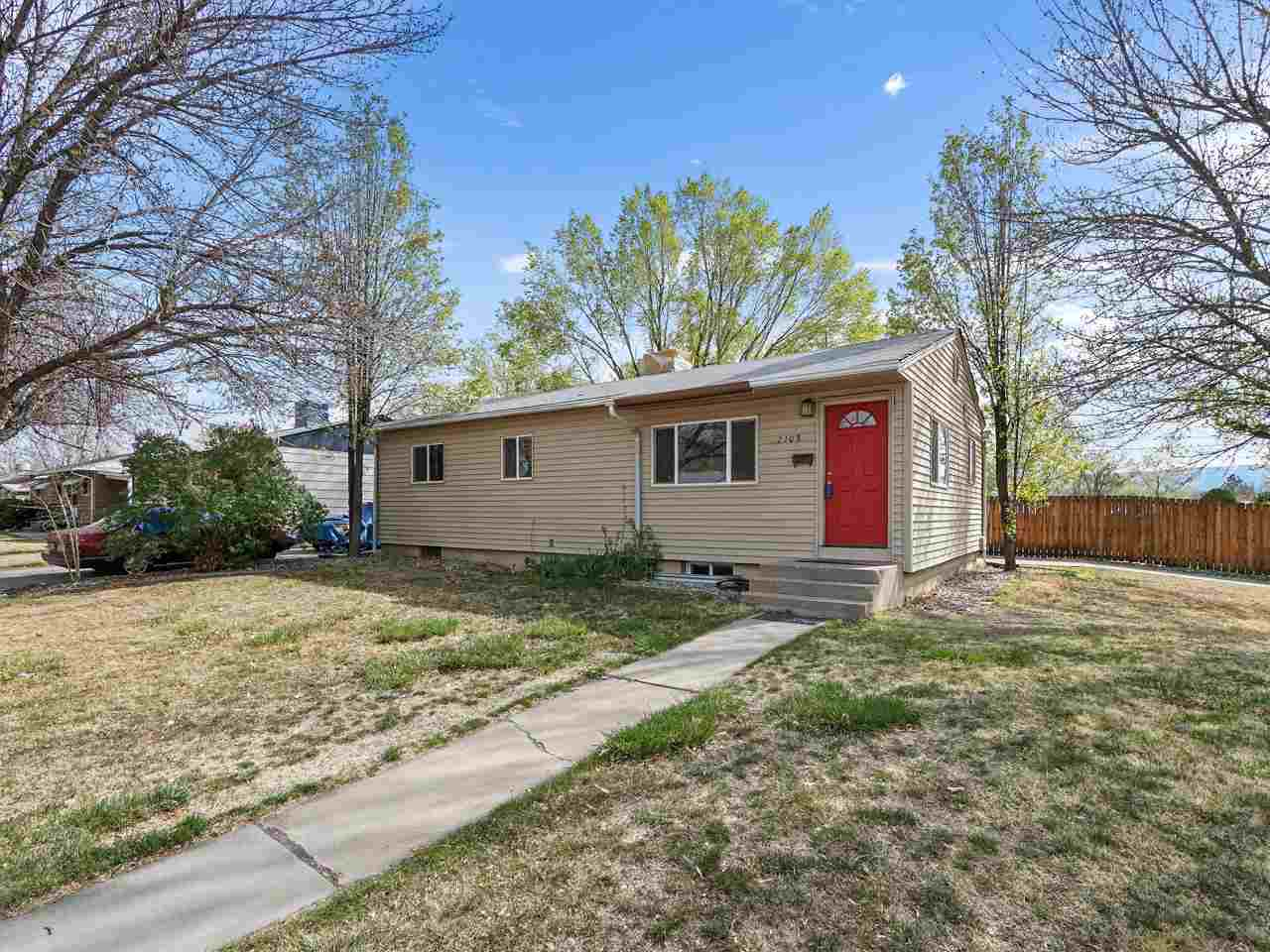 2108 N 22nd Street Property Photo - Grand Junction, CO real estate listing