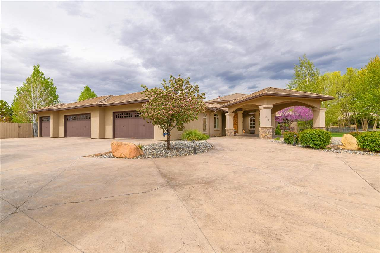 2606 Partridge Court Property Photo - Grand Junction, CO real estate listing