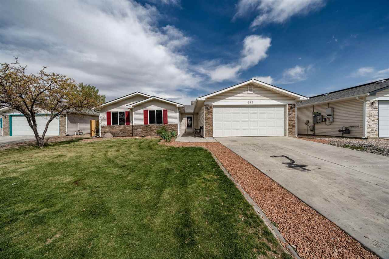 452 Duffy Drive Property Photo - Grand Junction, CO real estate listing