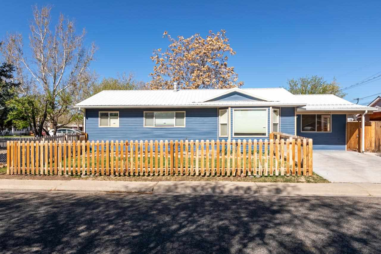 1709 N 26th Street Property Photo - Grand Junction, CO real estate listing