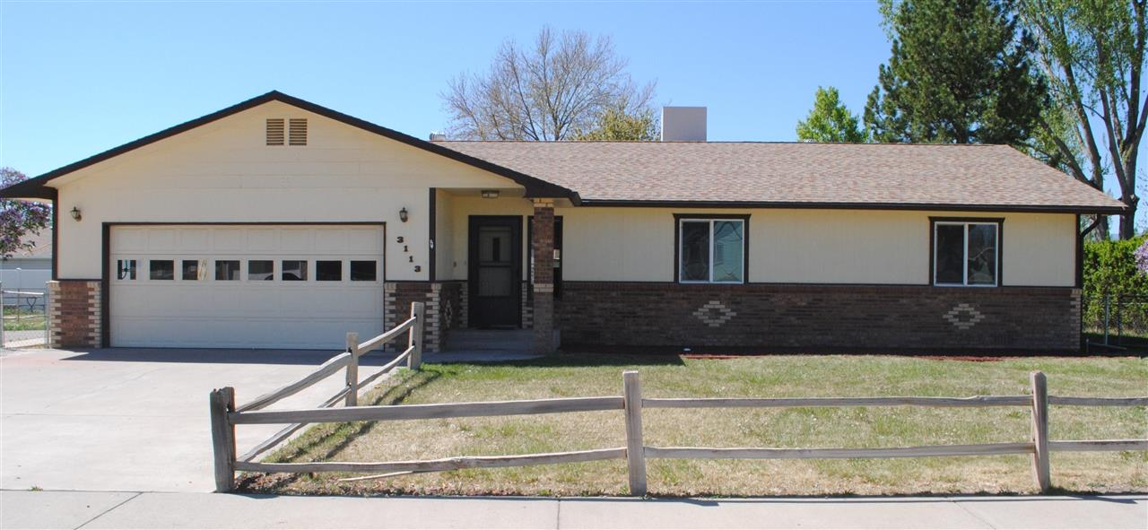 3113 Americana Drive Property Photo - Grand Junction, CO real estate listing