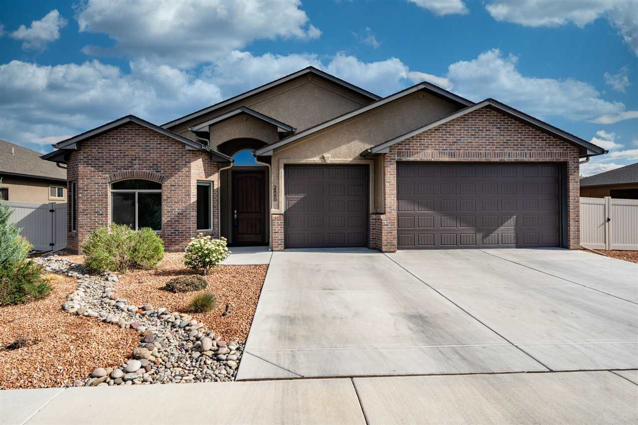 2880 Meadow Vista Street Property Photo - Grand Junction, CO real estate listing