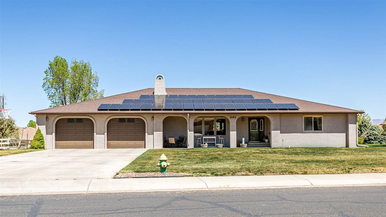 2192 Canyon View Drive Property Photo - Grand Junction, CO real estate listing