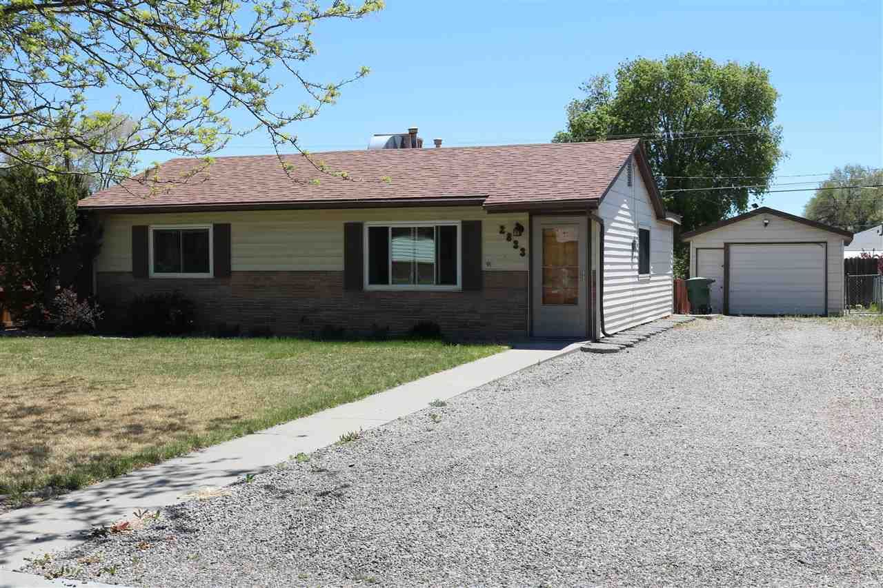 2833 Texas Avenue Property Photo - Grand Junction, CO real estate listing