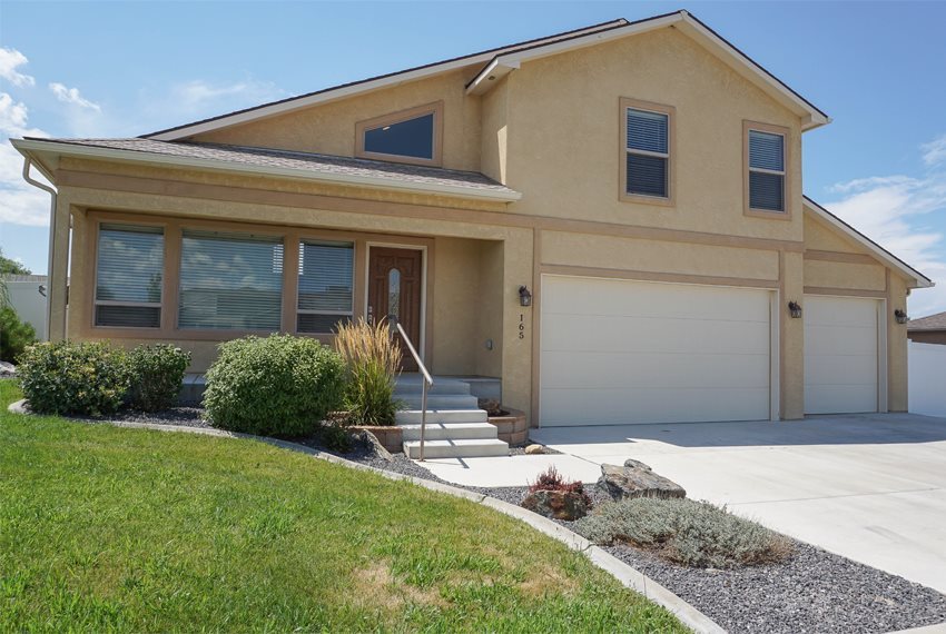 165 Winter Hawk Drive Property Photo - Grand Junction, CO real estate listing