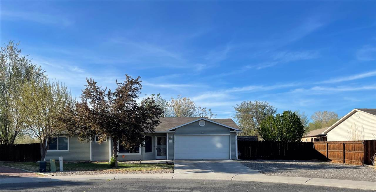 3146 W Mandarin Court Property Photo - Grand Junction, CO real estate listing