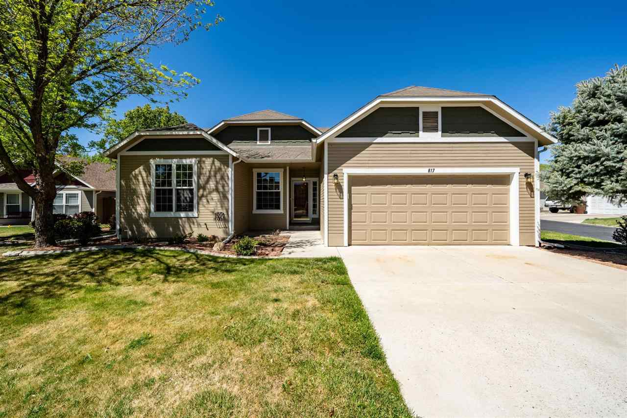617 Cottage Meadows Court Property Photo - Grand Junction, CO real estate listing