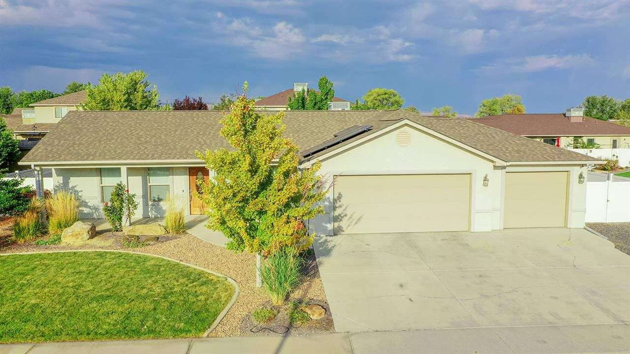 185 Sun Hawk Drive Property Photo - Grand Junction, CO real estate listing