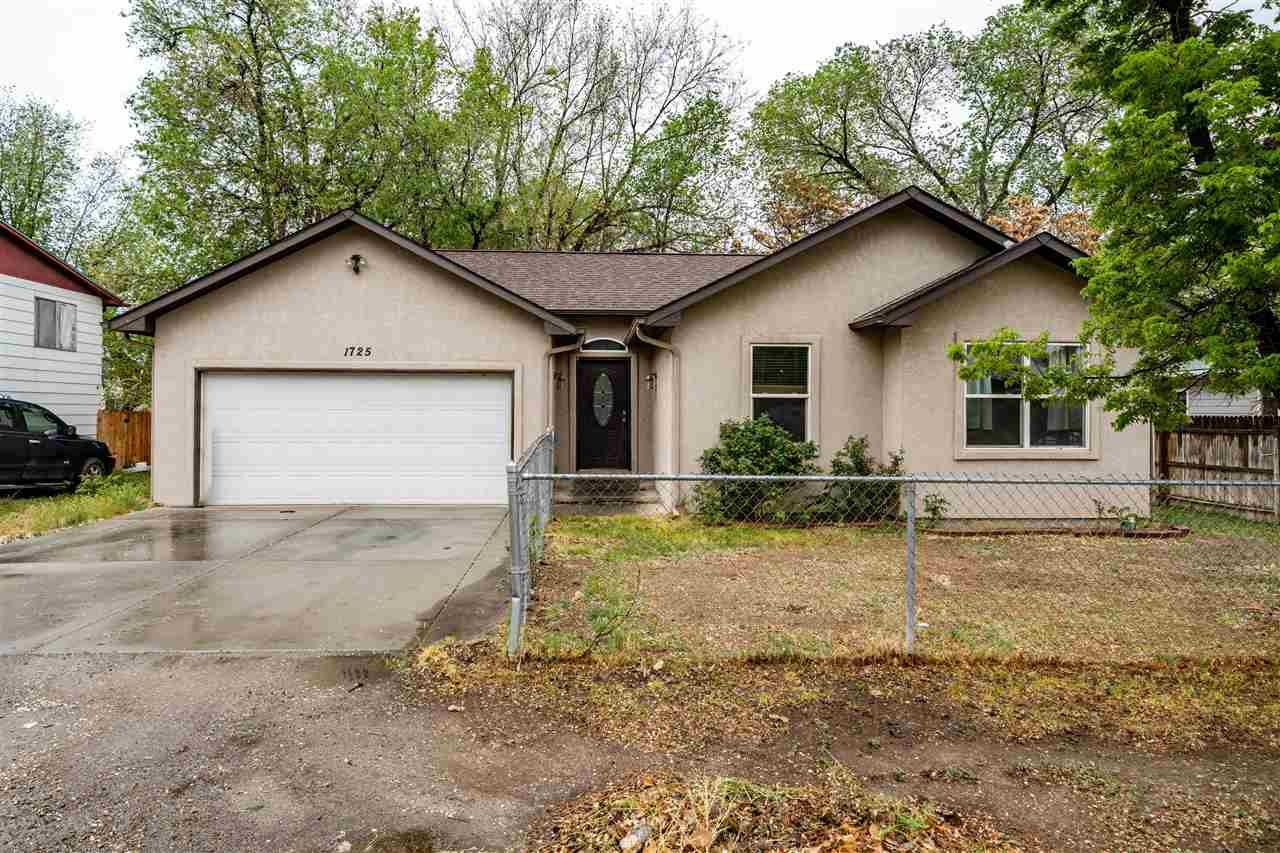 1725 Escalante Street Property Photo - Grand Junction, CO real estate listing