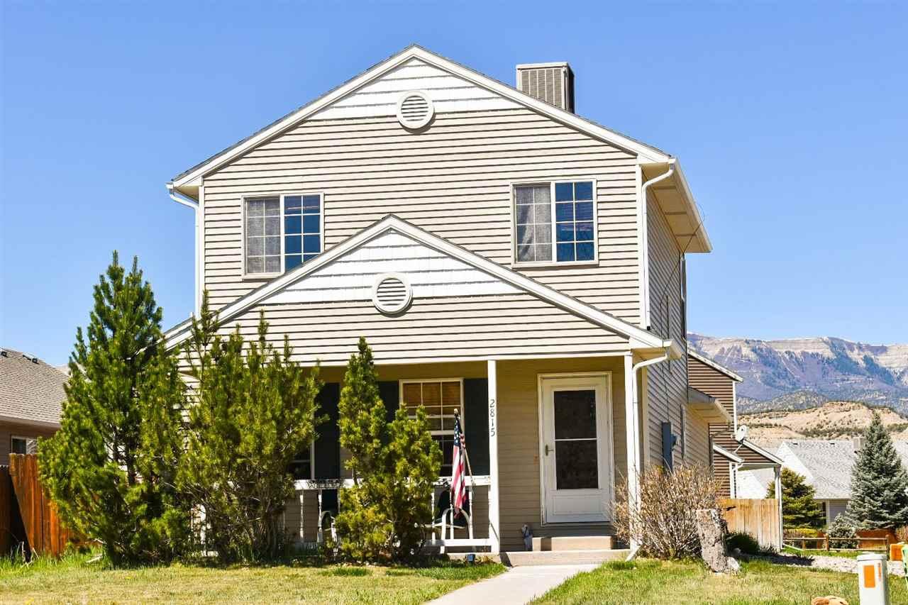 2815 Acacia Avenue Property Photo - Rifle, CO real estate listing