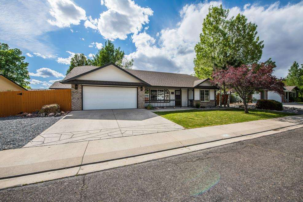 639 Shadowood Court Property Photo - Grand Junction, CO real estate listing