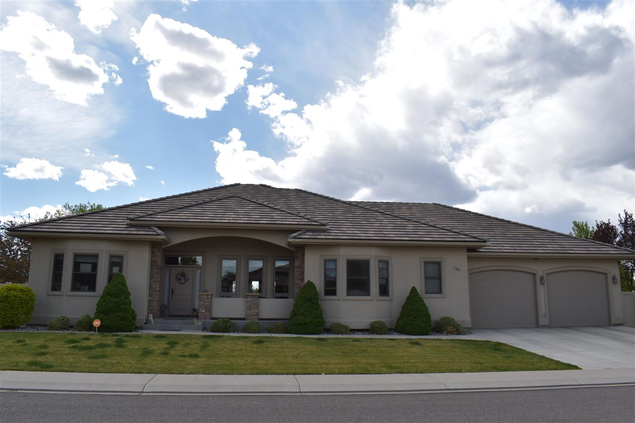 739 Egret Circle Property Photo - Grand Junction, CO real estate listing