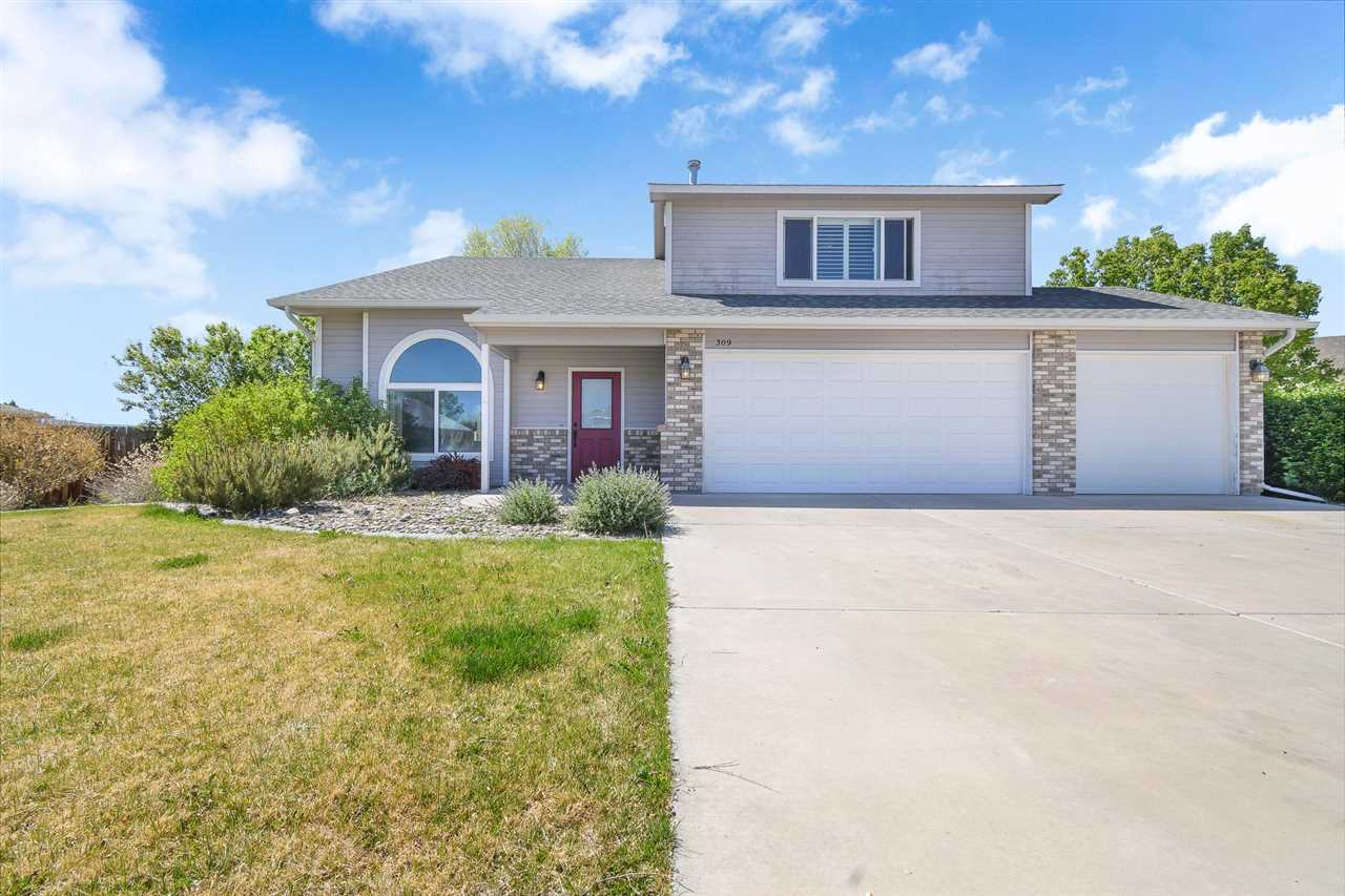 309 Applewood Court Property Photo - Fruita, CO real estate listing