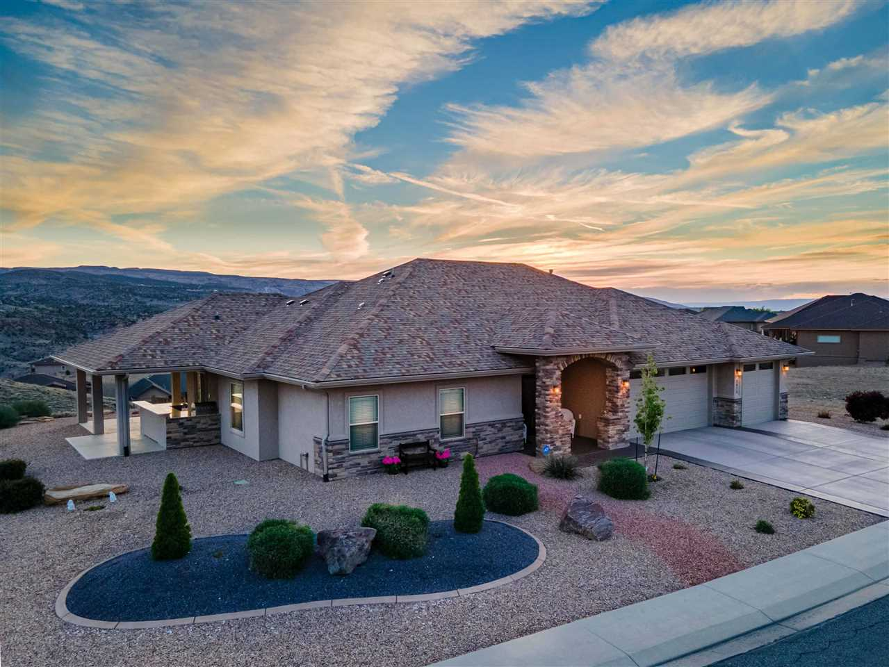 2673 Lookout Lane Property Photo - Grand Junction, CO real estate listing