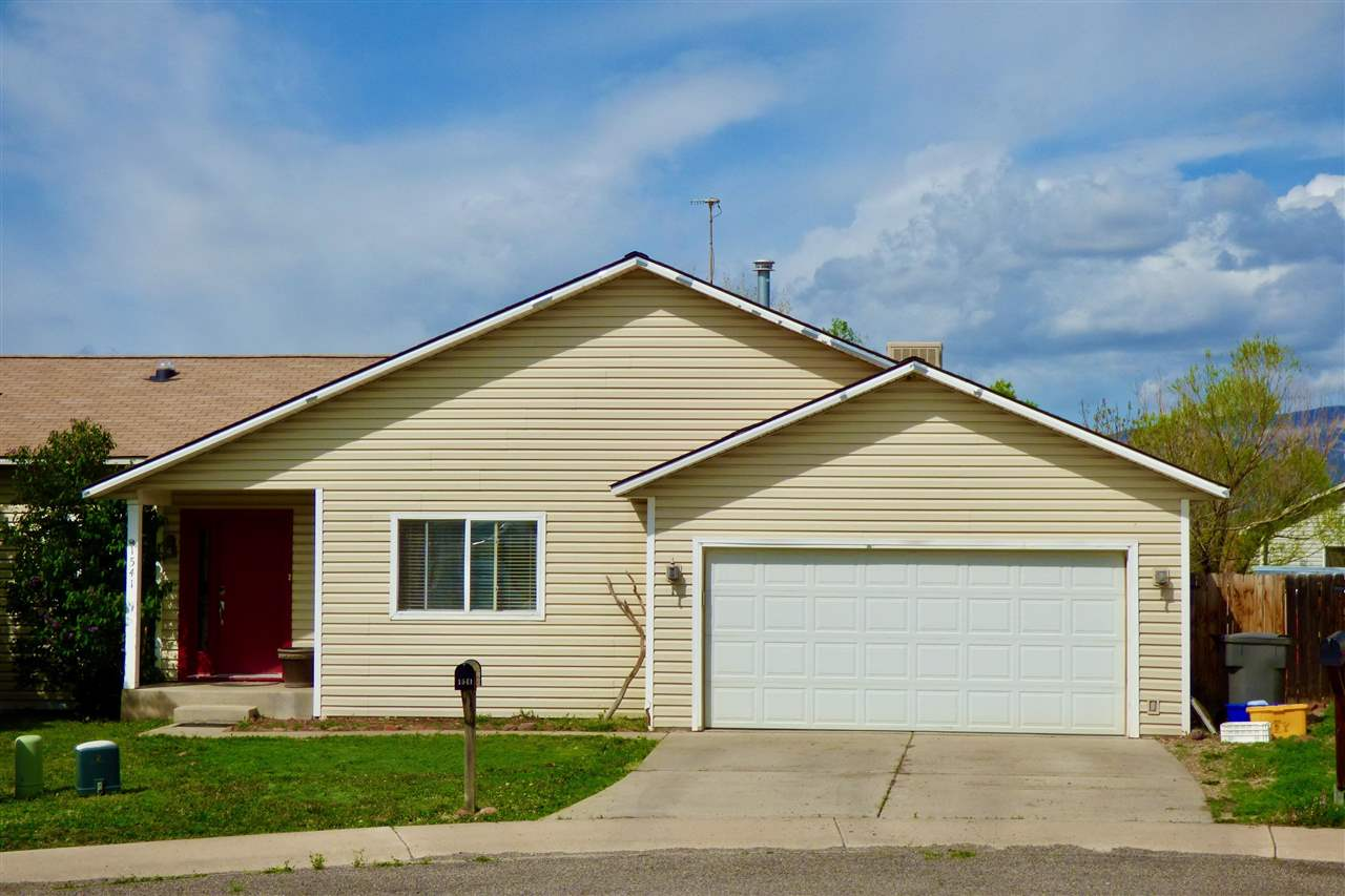 1541 Balsam Court Property Photo - Rifle, CO real estate listing
