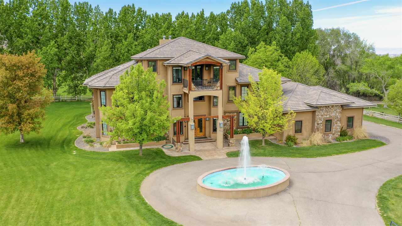 711 Independence Valley Drive Property Photo - Grand Junction, CO real estate listing