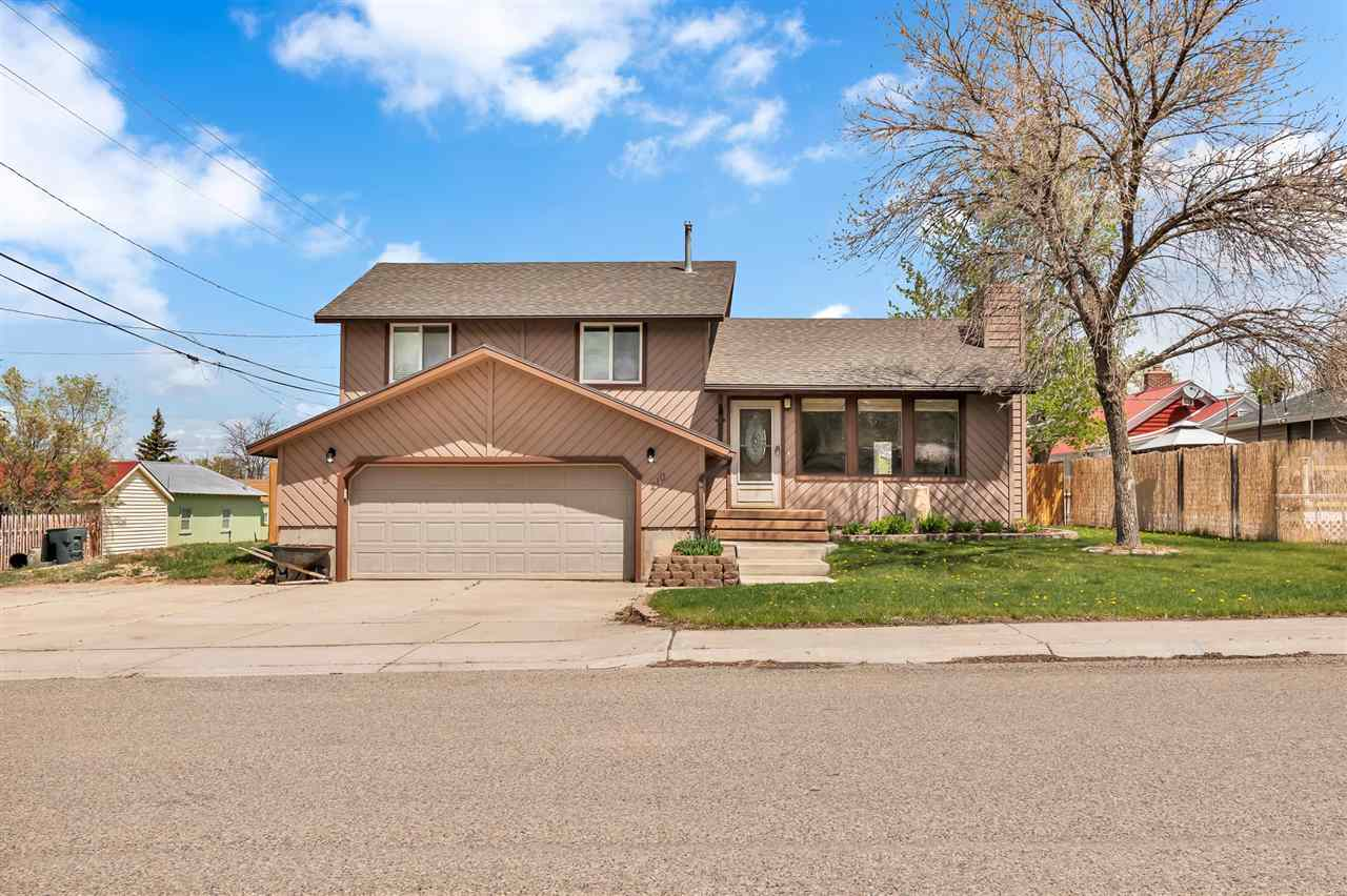 210 W Bell Street Property Photo - Rangely, CO real estate listing