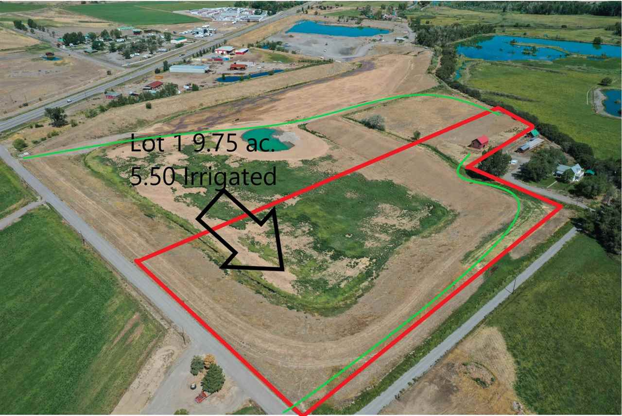 Lot 1 Vernal Road Property Photo - Montrose, CO real estate listing